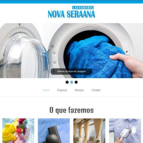 lavanderia nova seraana